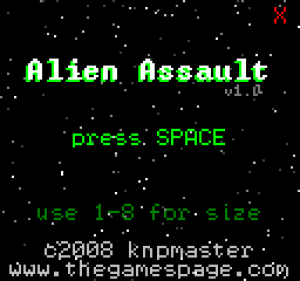 Alien Assault