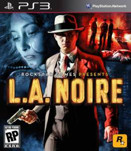 L. A. Noire, ecco le box art americane per PlayStation 3 ed Xbox 360