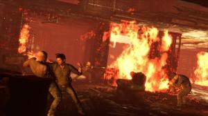 Il fuoco protagonista nelle prime immagini di Uncharted 3. Ecco il perché