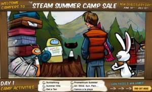 Steam, terzultimo giorno di Campus Estivo, ecco le offerte