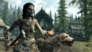 Skyrim, altri due personaggi mostrano il loro volto