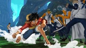 One Piece: Pirate Mosou, prima immagine. Già pronto il sito ufficiale