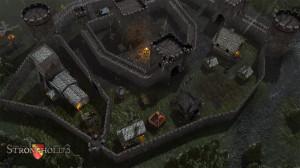 Stronghold 3, pronta la prima patch, ecco i dettagli