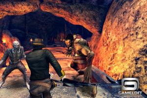 Sei nuove immagini per Six-Guns, il western di Gameloft per iOS