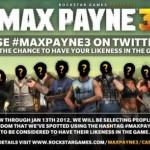 Max Payne 3, un concorso per dare il proprio volto ad uno dei personaggi multiplayer