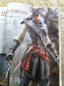 Ubisoft annuncia Assassin's Creed III Liberation per PlayStation Vita