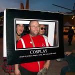 Cospladya Comics & Games 2012, Day 1, breve resoconto ed album fotografico
