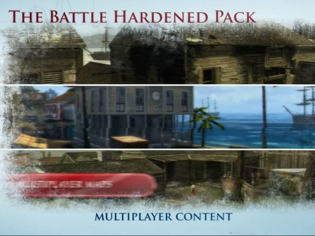 Assassin's Creed III Heardened Pack