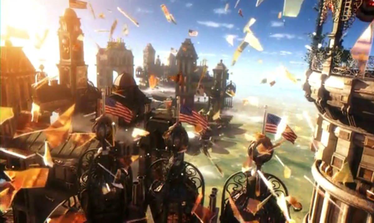 BioShock-Infinite-Story