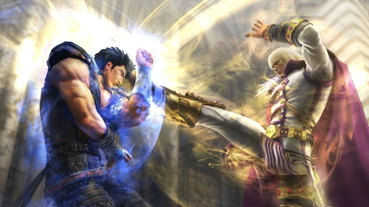 Fist of the North Star Ken's Rage 2