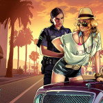 Grand theft auto V Stop and Frisk