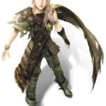 Lightning Returns Final Fantasy XIII artwork B