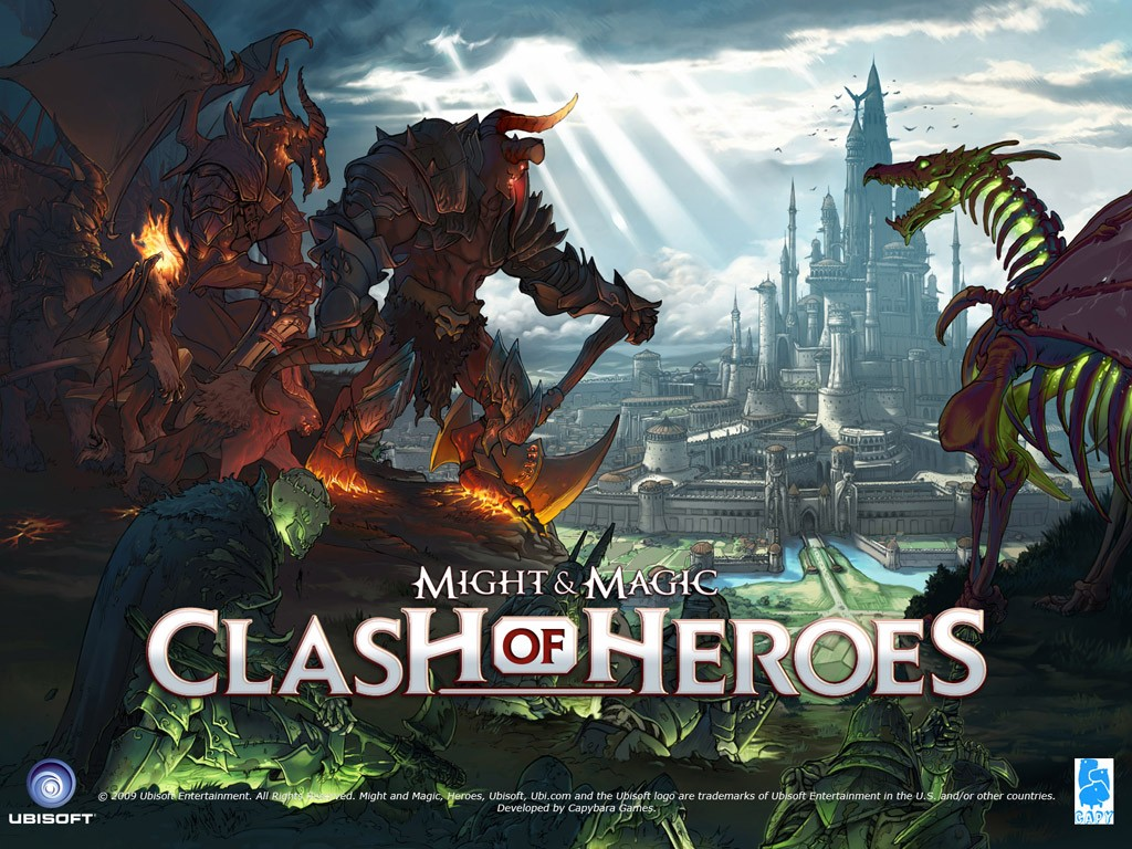 Might-and-Magic Clash of Heroes