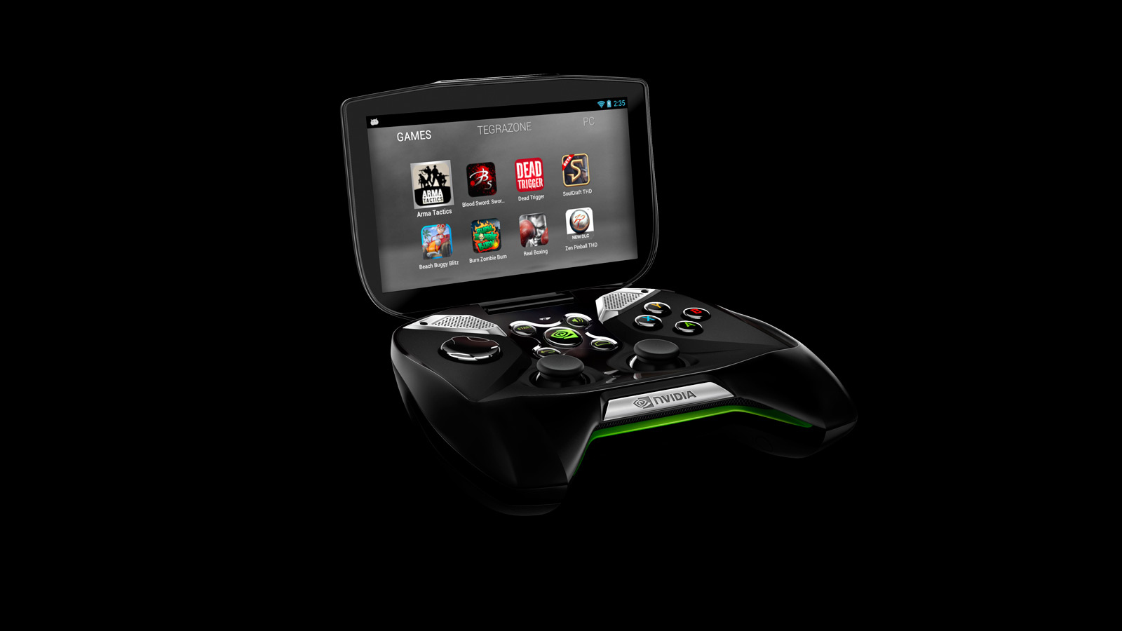 Project Shield NVIDIA A