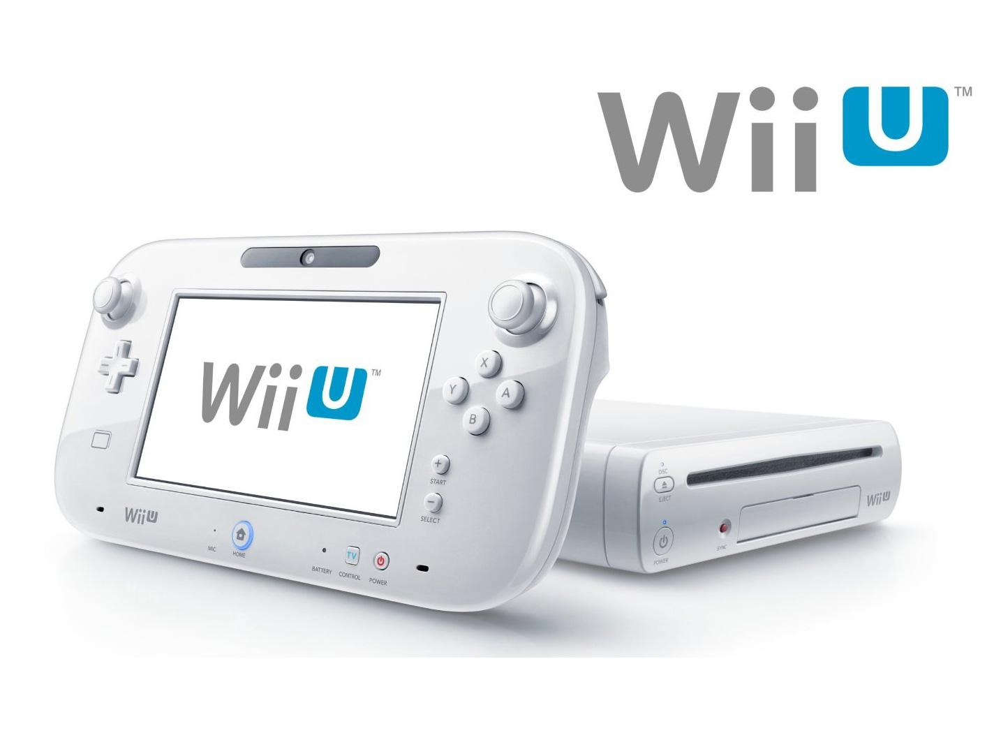 Wii U bianca