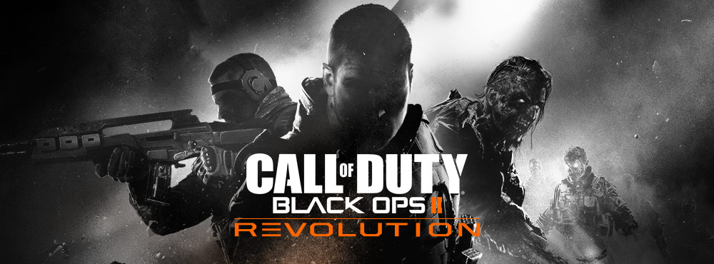 call of duby black ops II revolution header