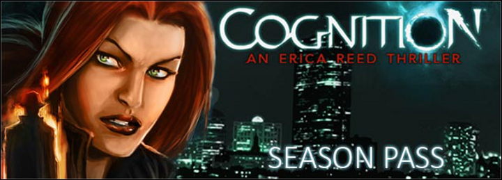 cognition an erica reed thriller banner