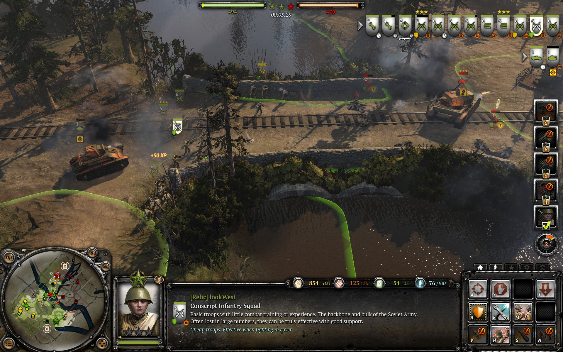 company of heroes 2 interfaccia 07012013