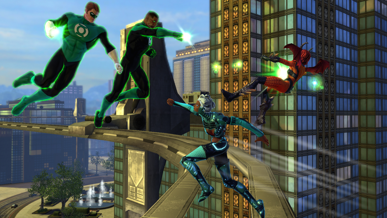 dc-universe-online in game