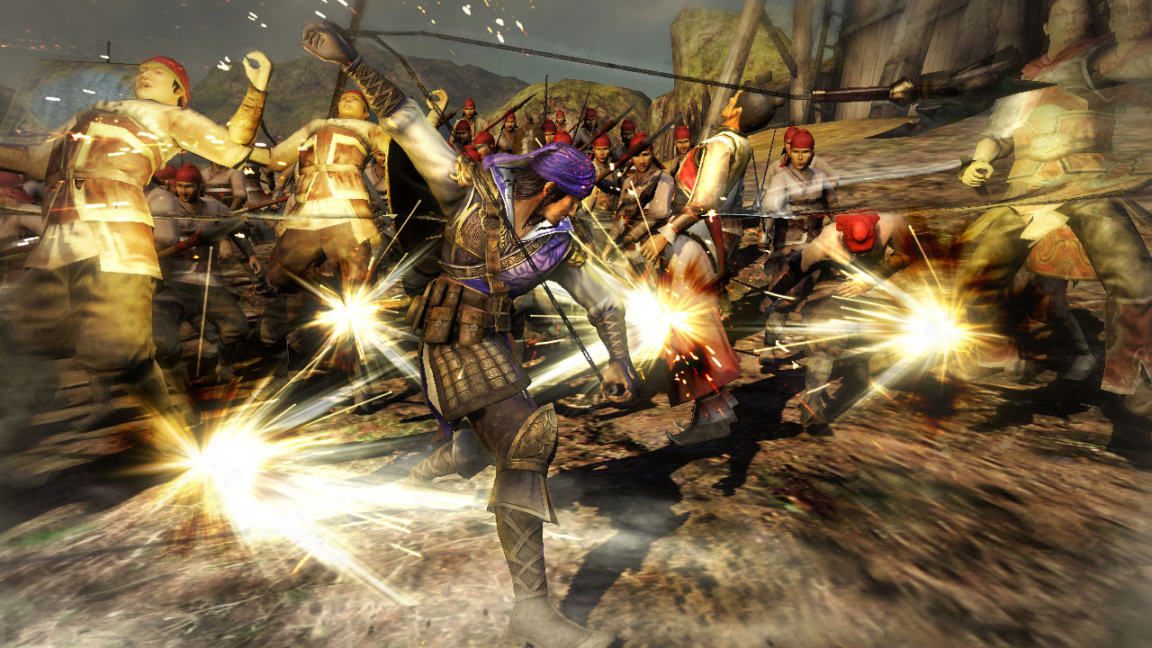 dynasty warriors 8 25012013M