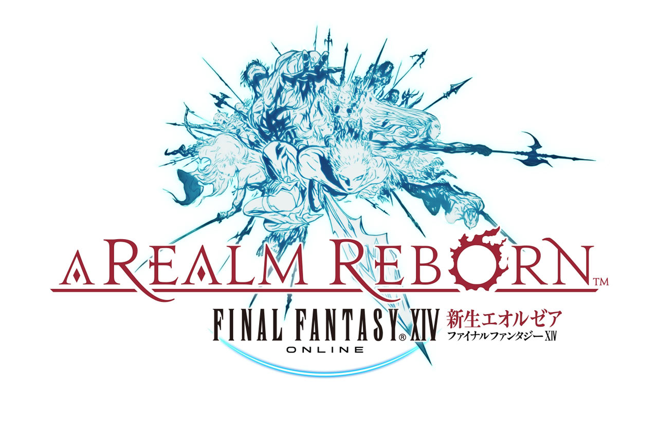 final fantasy XIV A Realm Reborn header