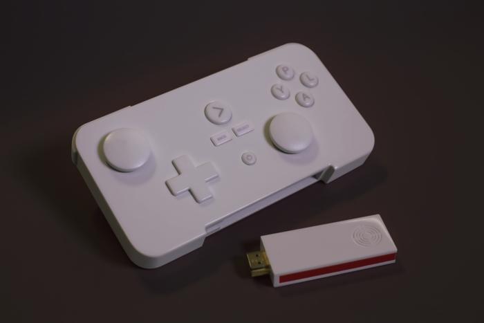 game stick prototipo