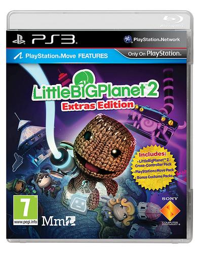 littlebigplanet 2 extra edition