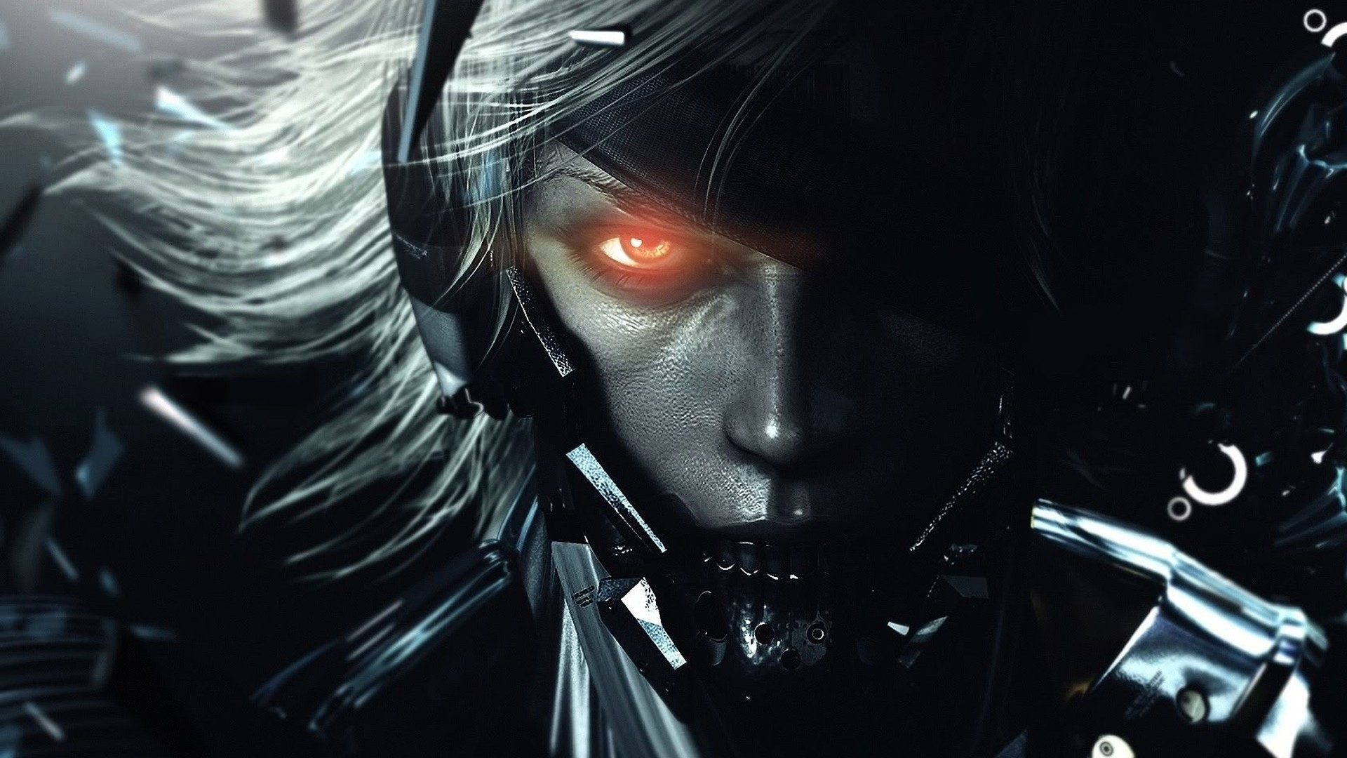 metal gear solid revengeance header