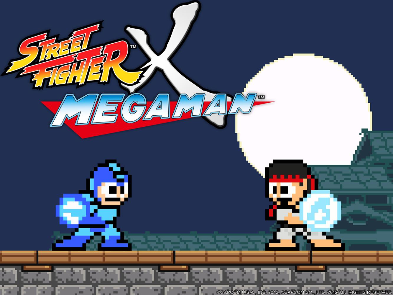street fighter x megaman 05012013