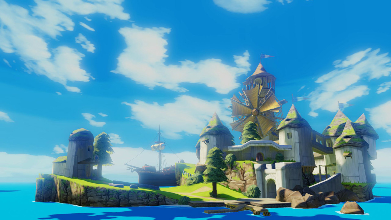 the Legend of Zelda The Wind Waker Wii U A 24012013