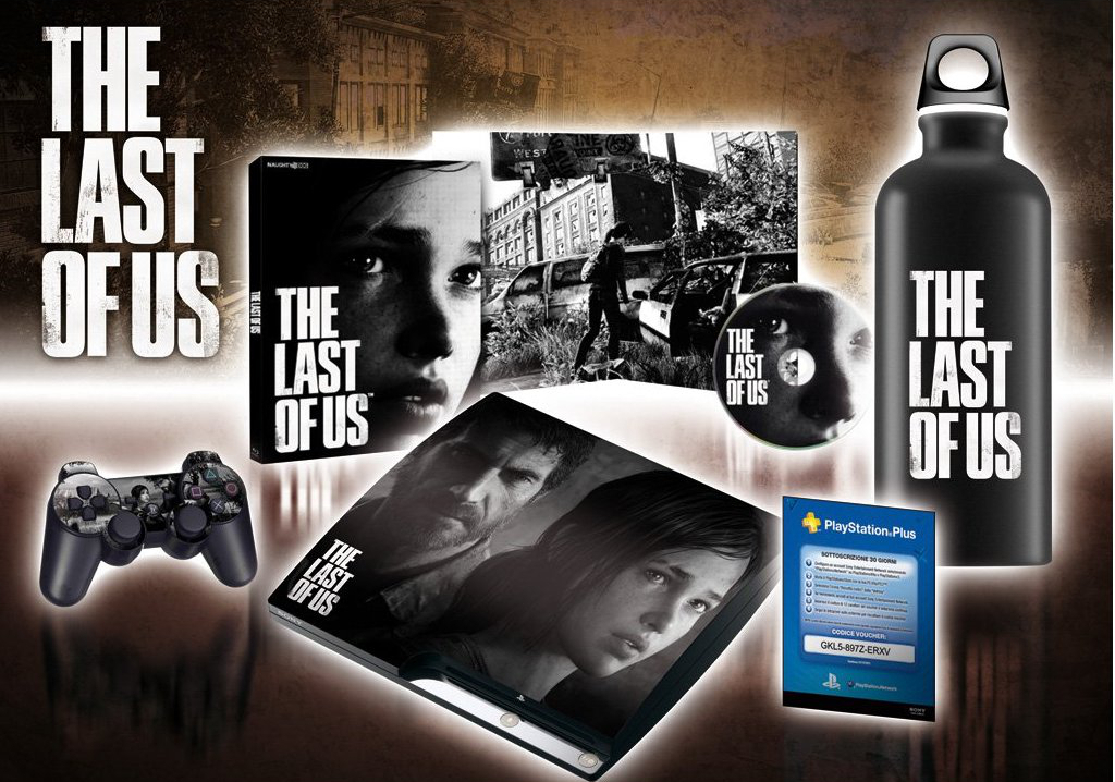 the last of us special limited edition amazon itaila