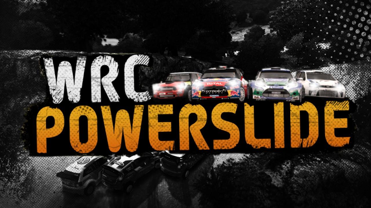 wrc powerslide header