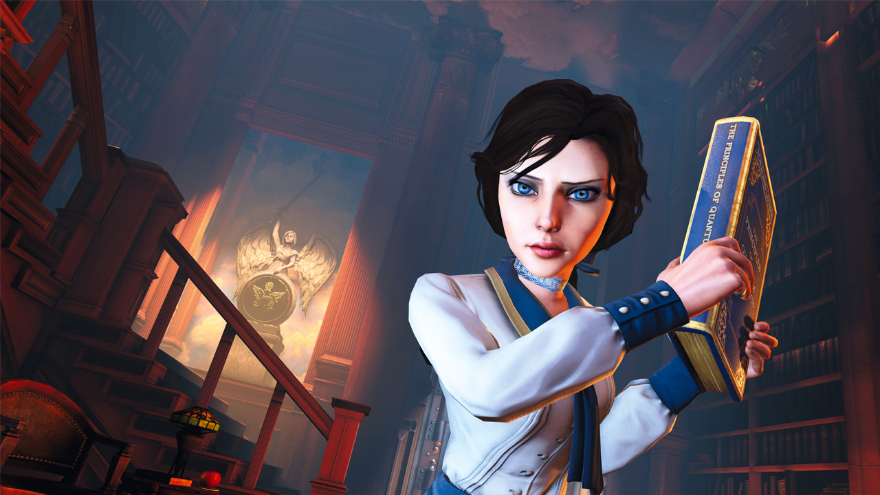 BioshockInfinite elizabeth