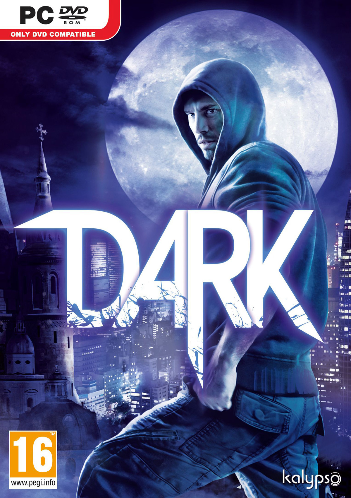 Dark copertina pc