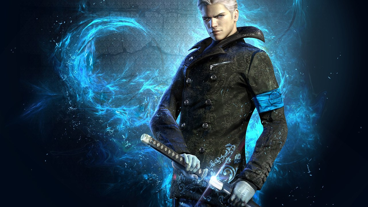 DmC Devil May Cry Vergil