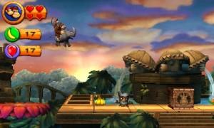 Donkey Kong Country Returns 3D c