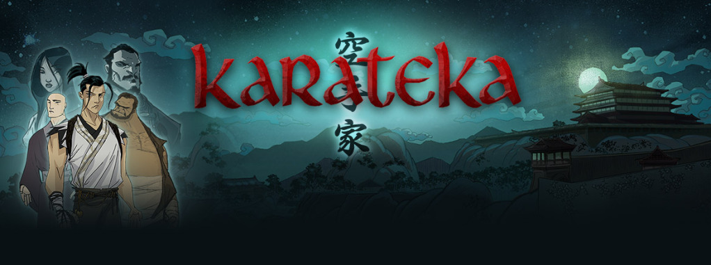 Karateka header