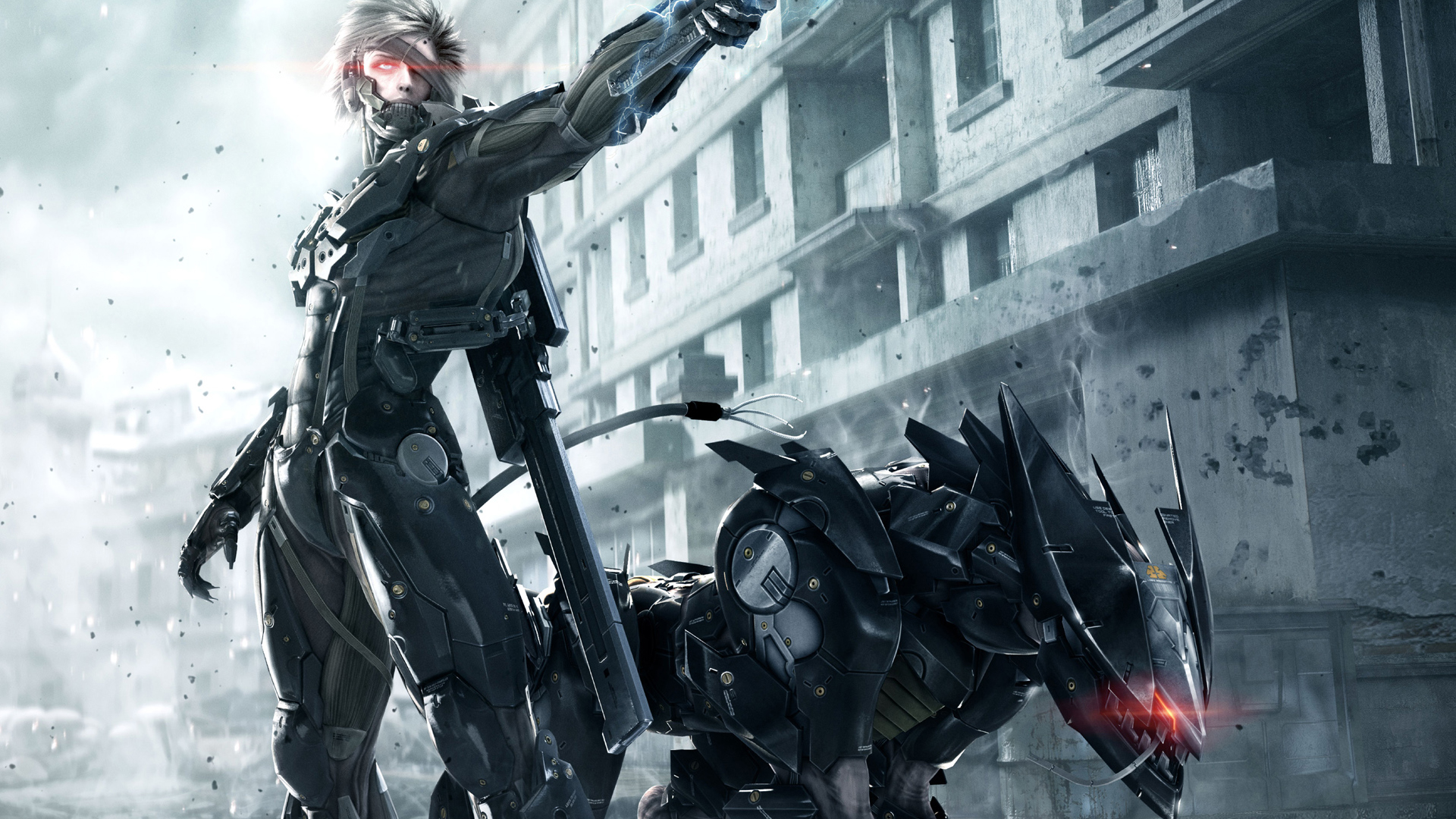 Metal Gear Rising Revengeance 17022013
