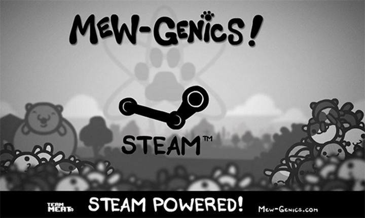 Mew-Genics Steam