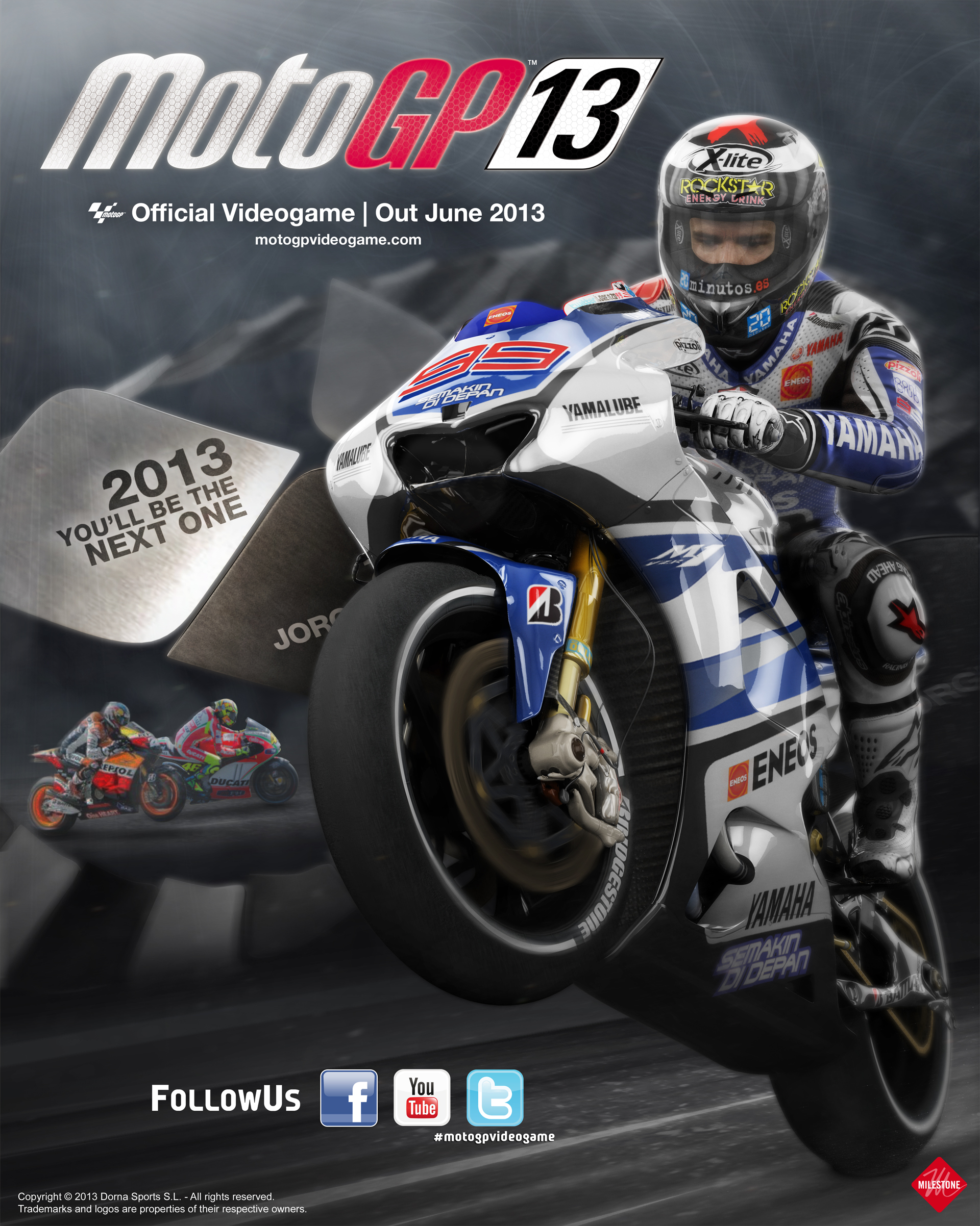 MotoGP ART - You'll be the next one