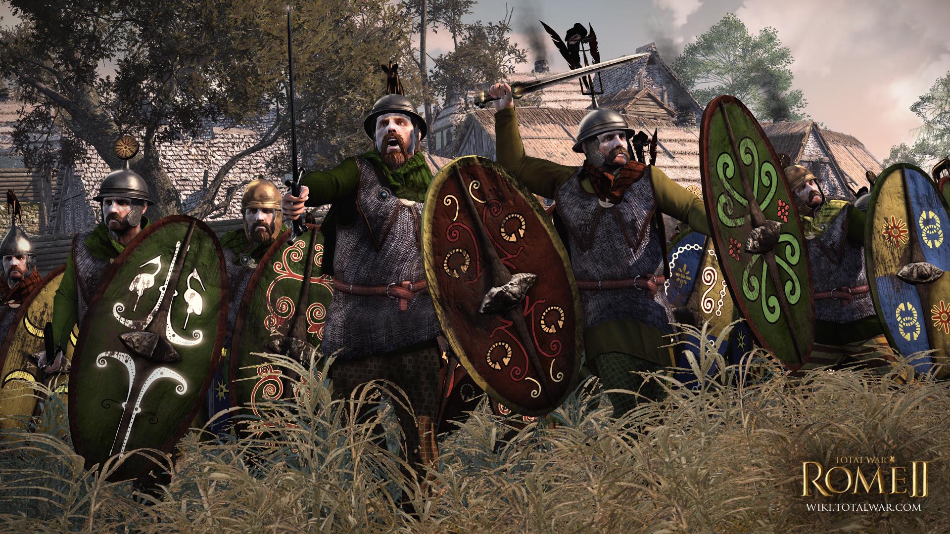 Rome II Total War Arverni_OathSworn