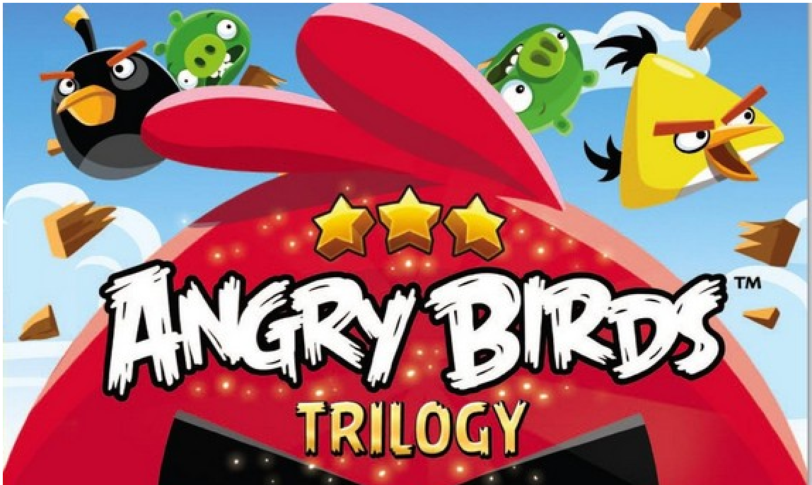 angry birdst rilogy