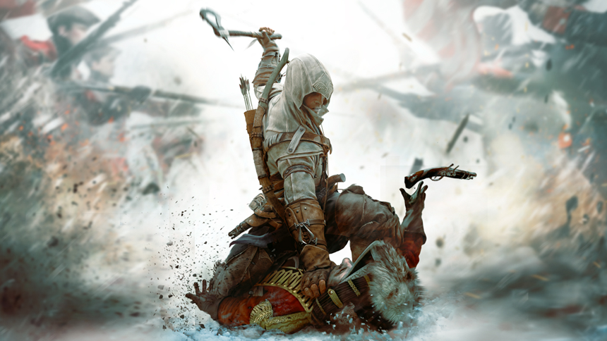 assassin's Creed III 19022013