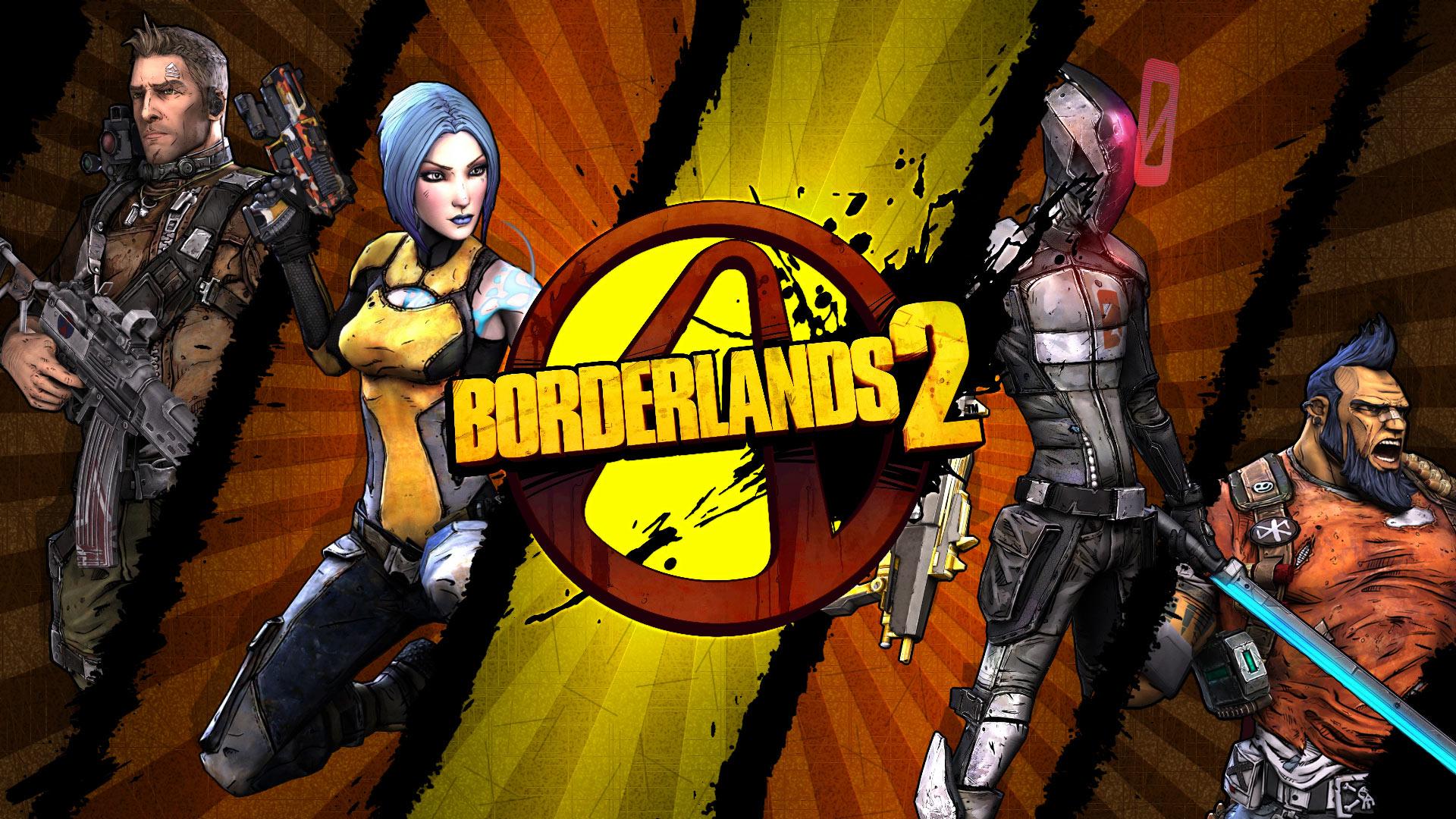 borderlands_2 classi