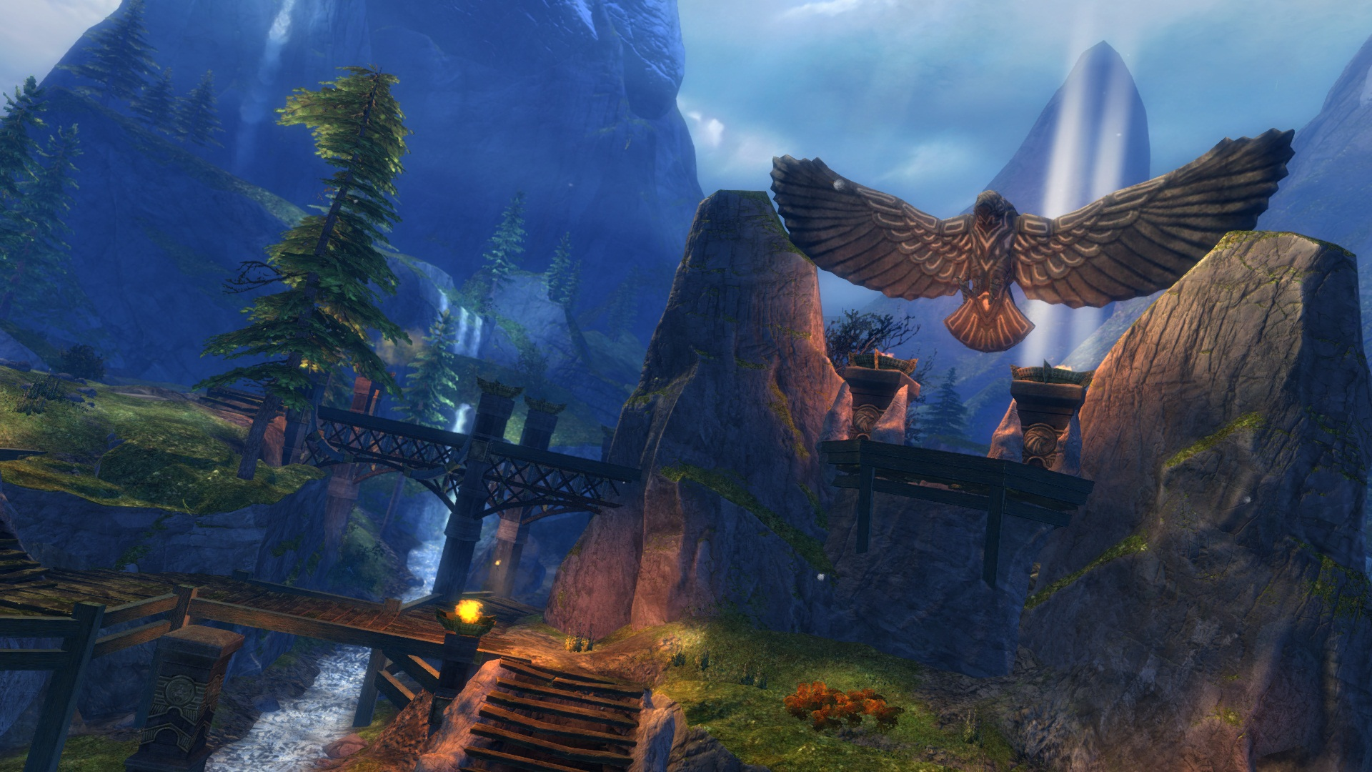 guild wars 2 PvP Map Spirit Watch