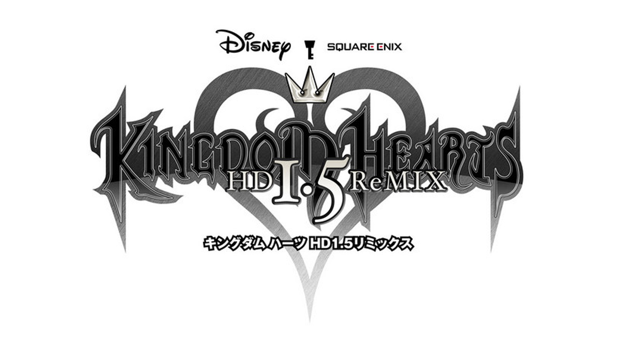 kingdom hearts 1.5 hd header