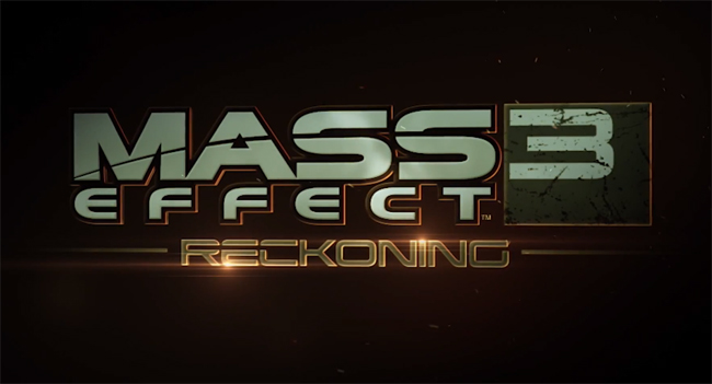 mass effect 3 reckoning header