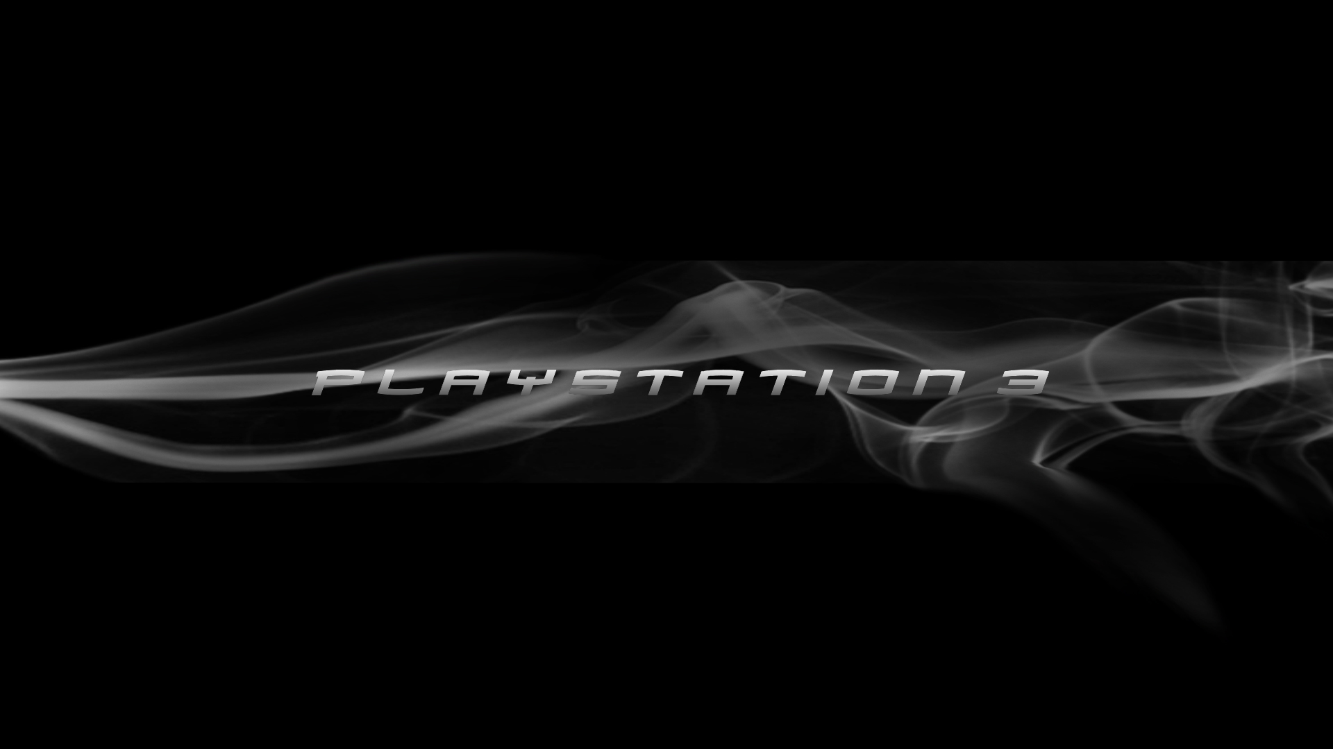 playstation 3 smoke logo