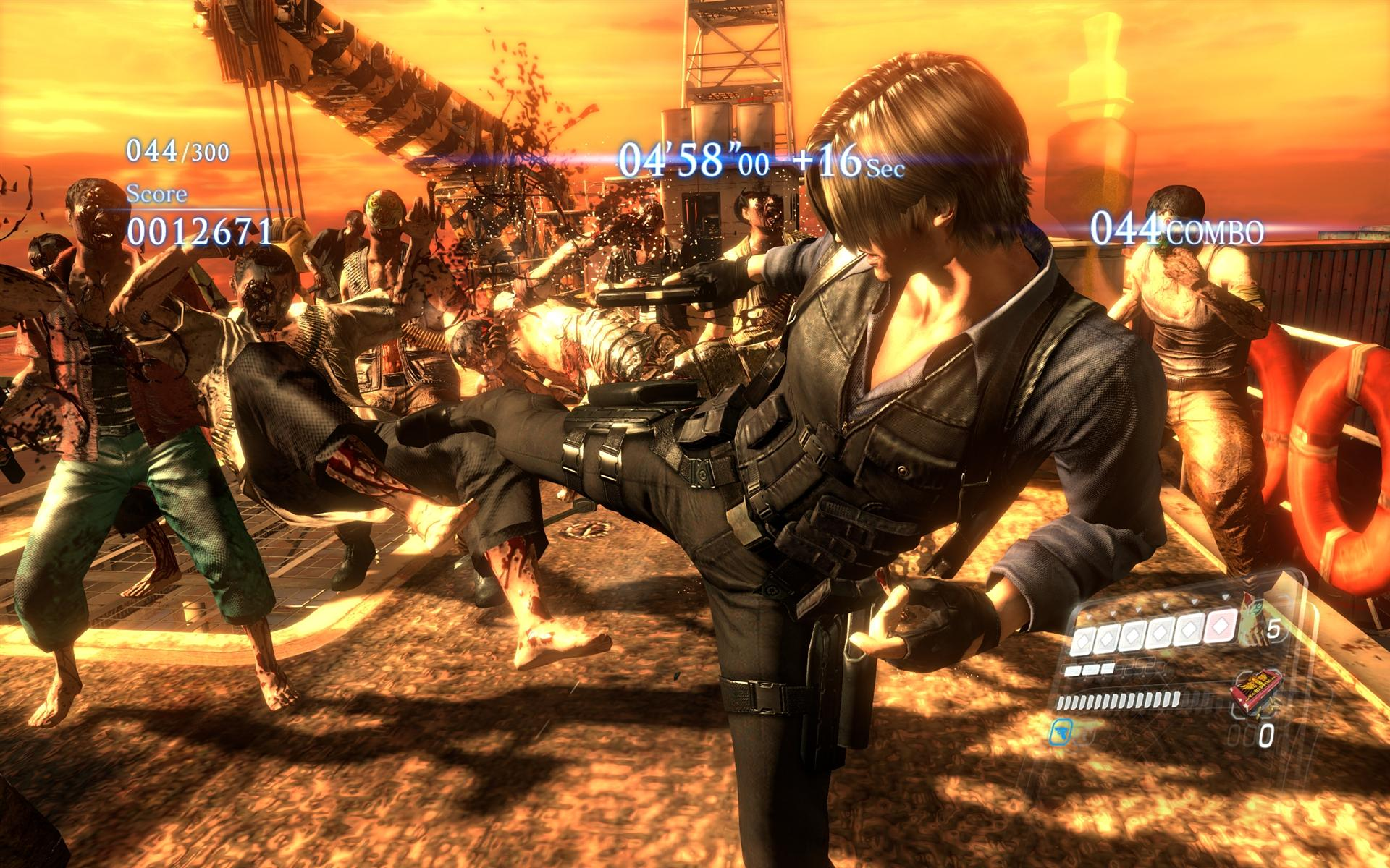 resident evil 6 pc mercenaries no mercy