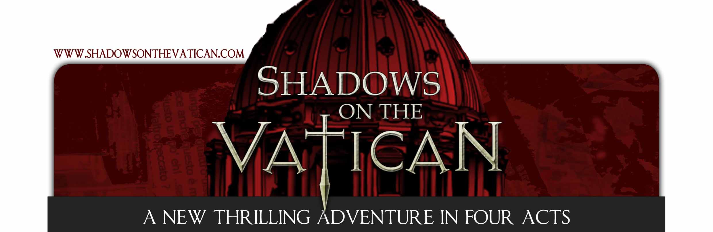 shadows on the Vatican